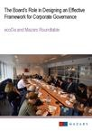 ecoDa-Mazars Roundtable Report