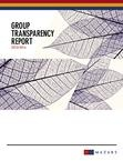 Transparency report 2014