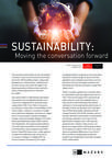 Sustainability: Moving the conversation forward