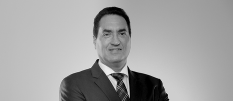 Ahmed Tawfik Portrait