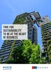 Mazars & ECODA Report Time for Sustainability